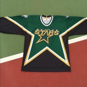 ❌SOLD❌KOHO NHL Dallas Stars Jersey
